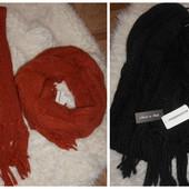 шарф женский фирменный два цвета