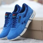 Кроссовки Reebok Blue