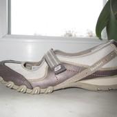 Кожаные балетки Skechers 39 р