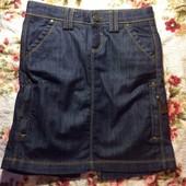 Джинсовая юбочка Colin's 27й размер