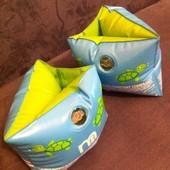Нарукавники с черепашками Mothercare (от 2х - до 6ти лет/вес до 30 кг)