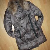 Пальто, куртка пуховик Naf Naf р. L
