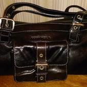 элегантная повседневная сумка Gerry Weber 100%кожа