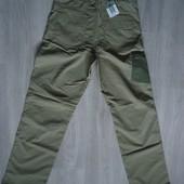 Бронь! Легкие треккинговые штаны Crane, 48 размер, есть нюанс