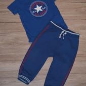 Классные спортивные штаны для мальчика 12-18 мес