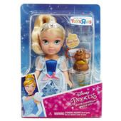 Disney Princess toddler doll - petite cinderella with Gus Gus Кукла Золушка малышка с мышкой