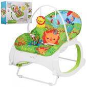 New! Детское кресло-шезлонг M 3248