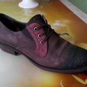 № 2060 Туфли Salamander 40-41 кожа
