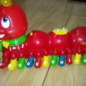 Музыкальная игрушка LeapFrog Alphabet Pal