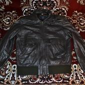 Куртка кожаная Peter Werth