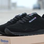 Кроссовки мужские Reebok Classics black