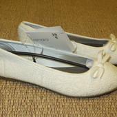 Ажурные балетки Esmara размер 39 (6)