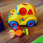 Машинка сортер toy joy