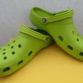 Шлепки Crocs оригинал р. 45