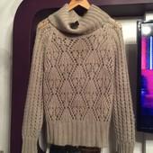Ажурний светр,Warehouse ,р-р 16