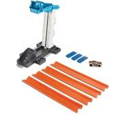 Hot Wheels Дополнения к трекам пусковая установка с подъемником workshop track builder lift & launc