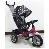 Трехколесный детский велосипед Turbo Trike M 3113
