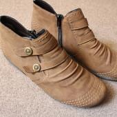 Ботинки Rieker размер 40