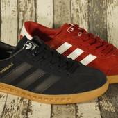 Мужские кроссовки Adidas Hamburg Адидас Хамбург