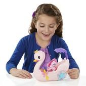 My Little Pony friendship is magic Пинки Пай на лодке