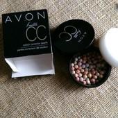 """Пудра шарики с корректирующим эффектом """" Идеальный оттенок"""" от Avon"""