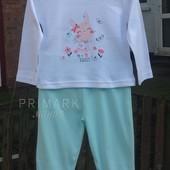 Sale. Пижама для девочки (86 см) Primark. Читать описание!