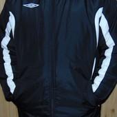 Спортивная оригинал деми-зима Евро курточка  Umbro (Амбро).хл-л