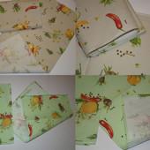 Кухонное вафельное полотенце (35х56см, 35х76см) код 0059