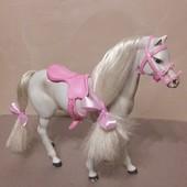 Лошадка игрушка для Барби Mattel