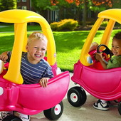 Машинка-каталка Tikes Cozy Coupe 612060