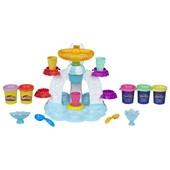 Play Doh Фабрика мороженого sweet shoppe swirl and scoop ice cream playset B0306