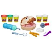 Play-Doh игровой набор стаматолог Зубастик обновленная версия doctor drill n fill playset B5520