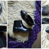 Шикарные мужские ботикни-челси Samuel Windsor Handmade , р-р 43,5-44