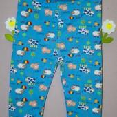Пижамные штанишки 12-18 мес. F&F
