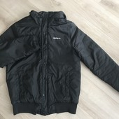 Фирменная деми куртка Адидас Adidas  размер М