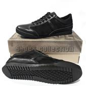 Удобная обувь в 2-х вариантах (кожа/нубук)