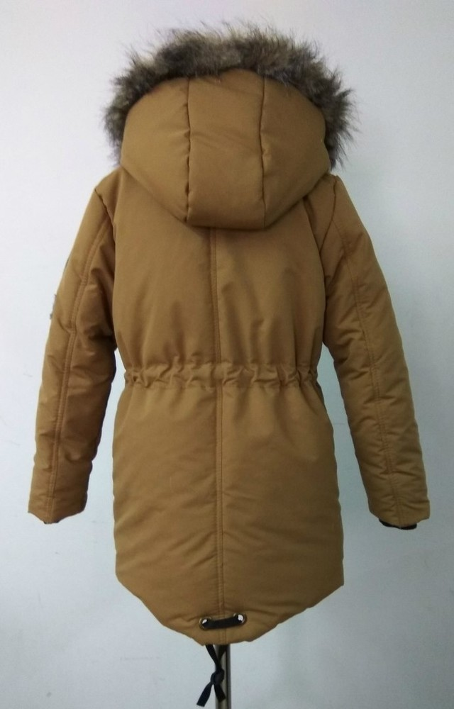 Куртка-парка для мальчика 122, 128, 134, 140. фото №14