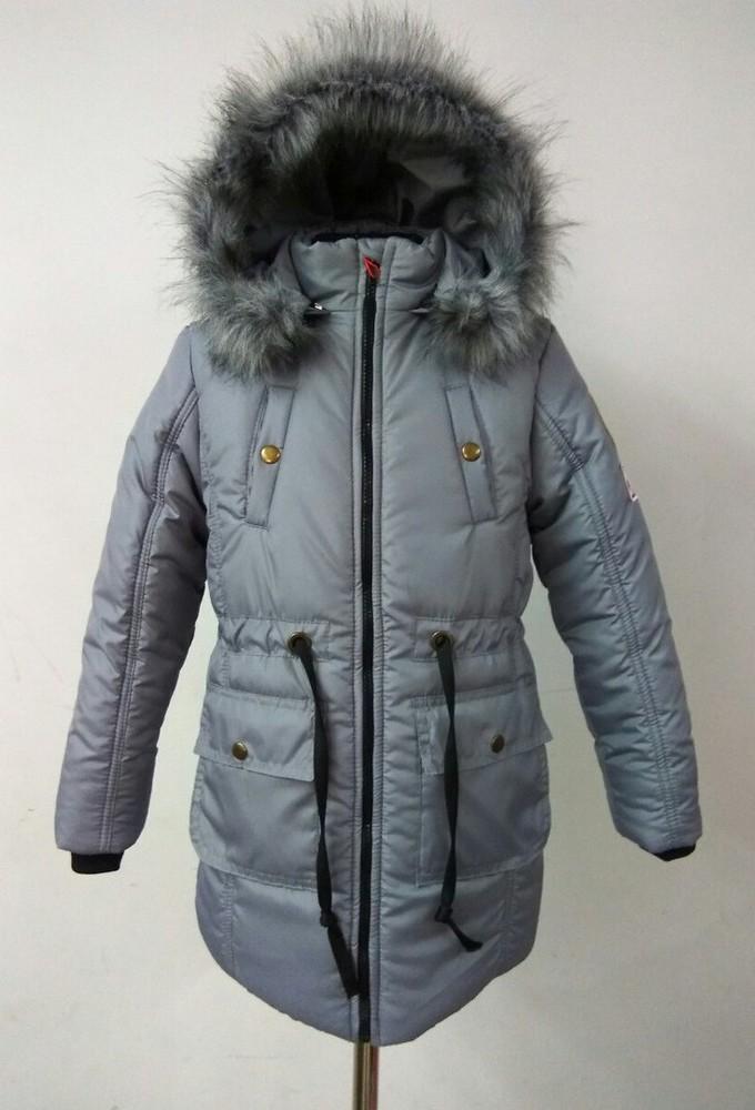 Куртка-парка для мальчика 122, 128, 134, 140. фото №1
