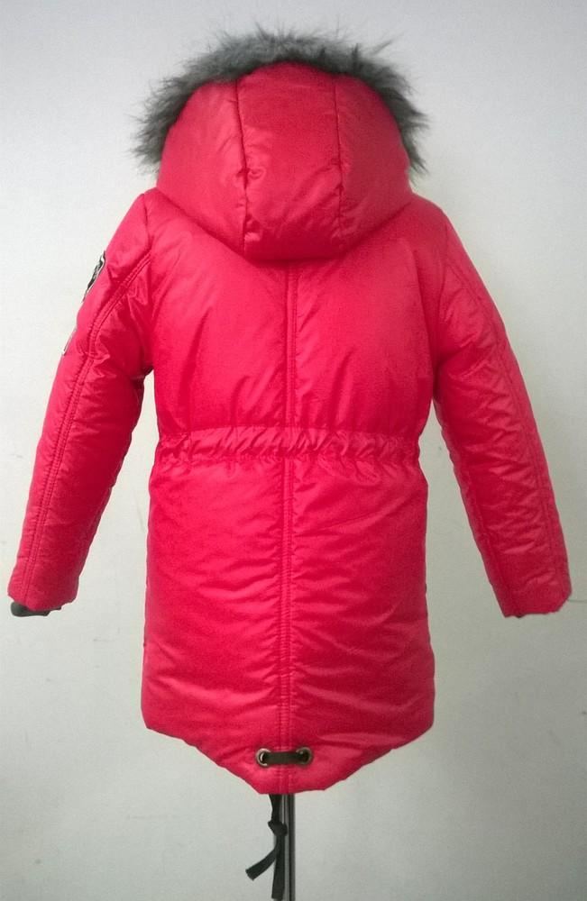 Куртка-парка для мальчика 122, 128, 134, 140. фото №7