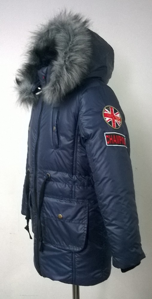 Куртка-парка для мальчика 122, 128, 134, 140. фото №9