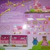 Железная дорога конструктор для девочек