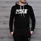 Новинка! Весенние Кофта с капюшоном Nike, Adidas, Reebok