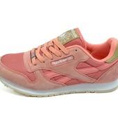 Кроссовки женские Reebok Classic 442 розовые