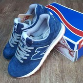 Кроссовки New balance encap 574 Blue