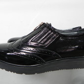 Кожаные туфли,размер 36,38,39