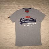 Футболка Super Dry оригинал разм.S( Как новая)