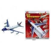 Самолет Jet Streamer 25 см, Dickie Toys 3553811в нетоварной упаковке