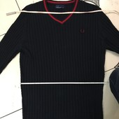 Кофта свитер темно-синий