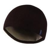 Распродажа ! Шапка мужская -темно-коричневая демисезон( подкладка - флис). качество !!!