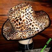 Новая эффектная шляпа-ковбойка